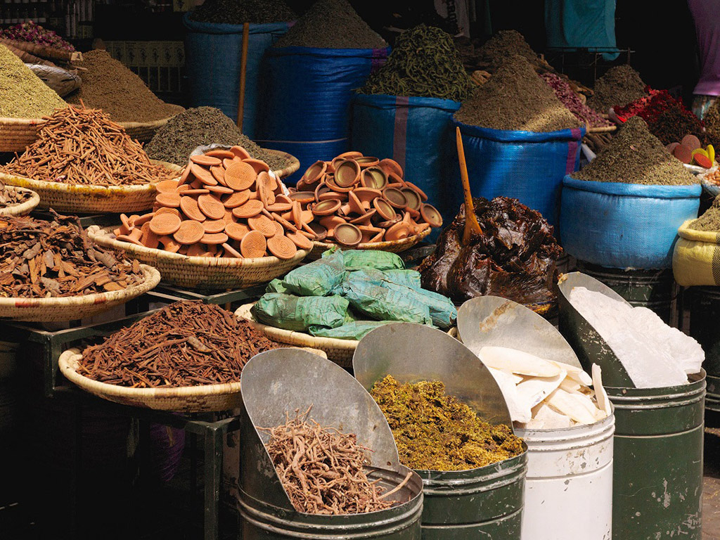 The taste of Morocco, Algeria and Tunisia